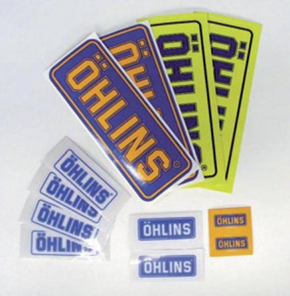 Öhlins Sticker
