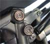 Frame plugs Ducati
