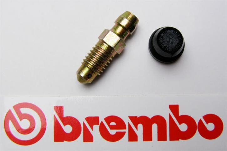 Entlüftungsschraube für Brembo Bremszange