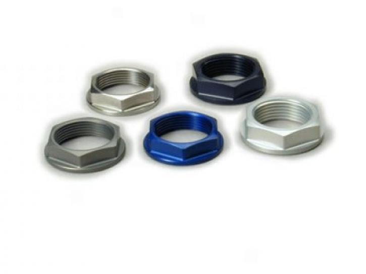 tope yoke nut open - aluminum