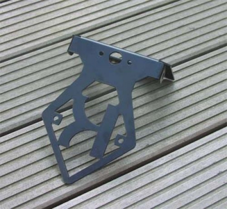 licence bracket for ZX 10 R 04-05