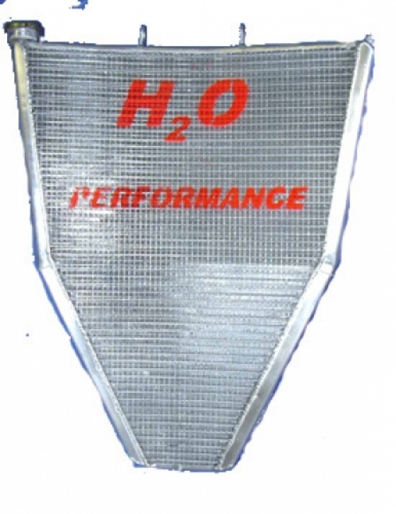 radiator ZX 6 R 05-06 race