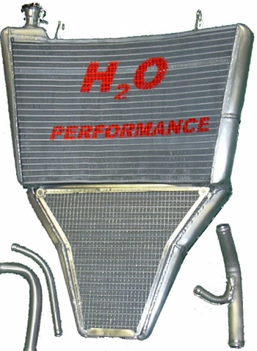 radiator YZF R 6 03-05 Race