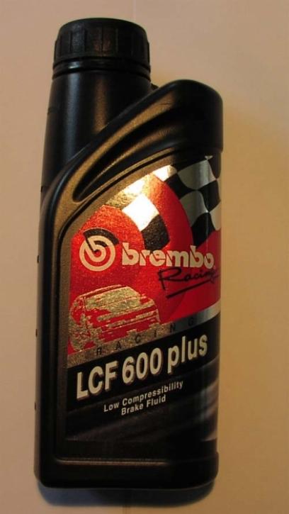 Brembo brake fluid LCF 600 Plus