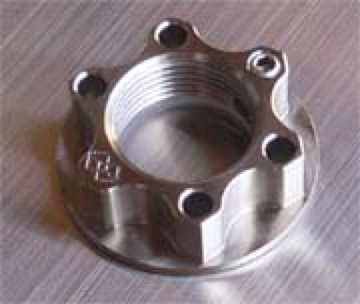 ACM safety lock nut titanium