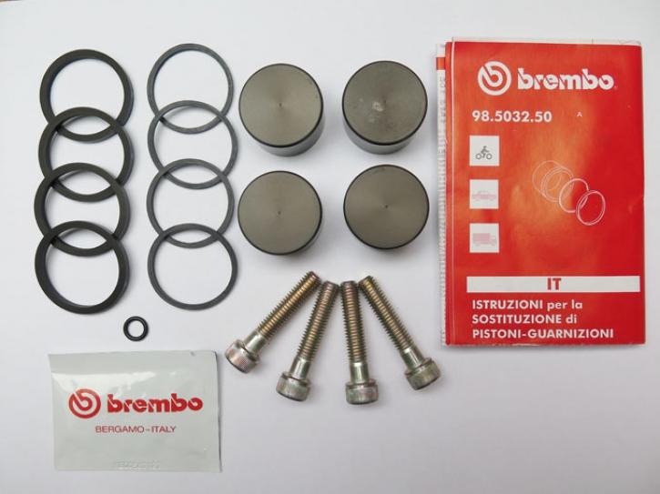 Brembo Dichtsatz mit Kolben für Brembozangen P4 32D
