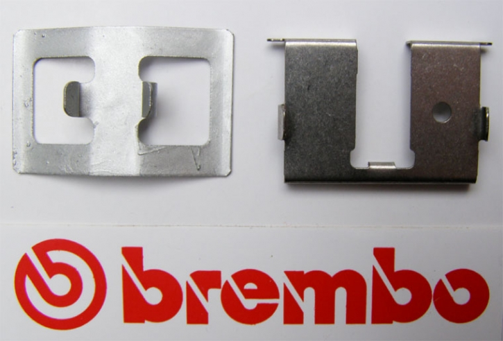 Brembo Pads Spring Kit for pads for Brembo calipers