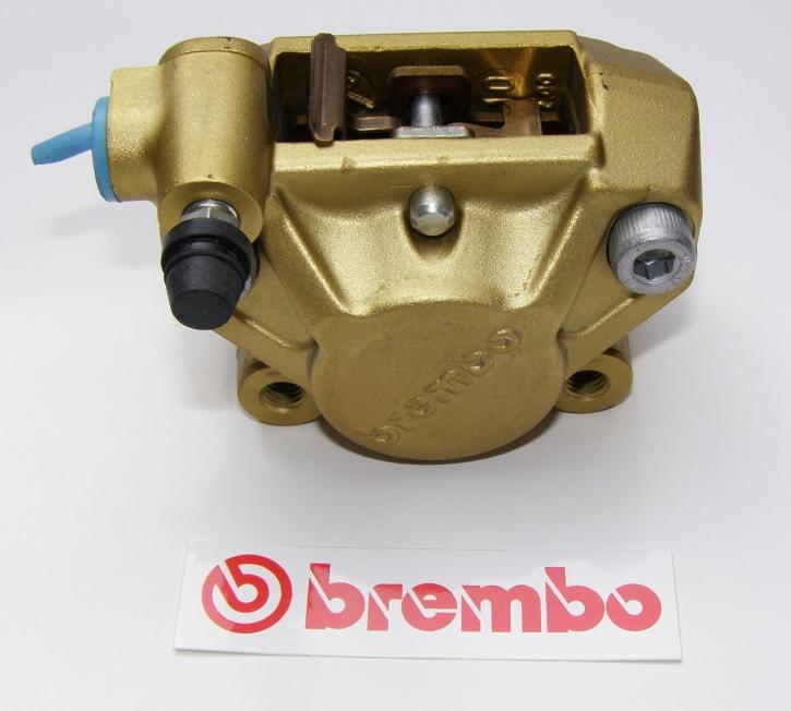 Brembo Bremszange P2 30B, gold