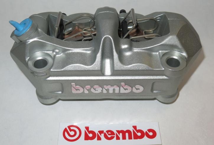 Brembo Radial - Bremszange P4 34/34, silber, 100 mm, links