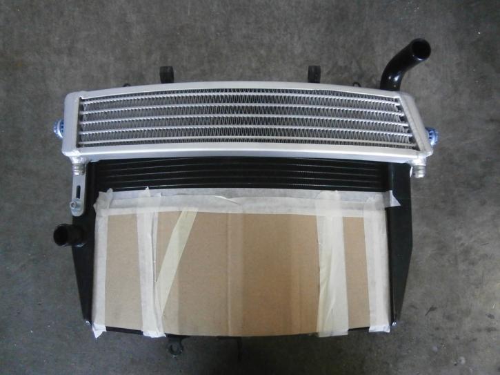 Ölkühler CBR 600 RR 07-10 Race