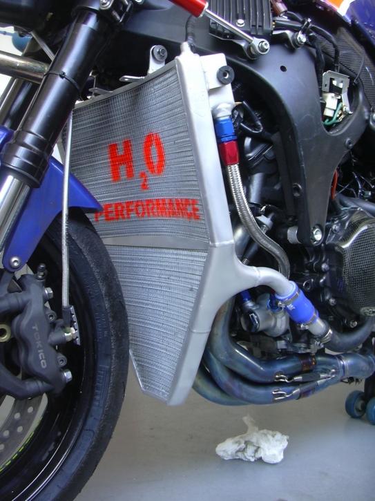 radiator CBR 600 07-10 race