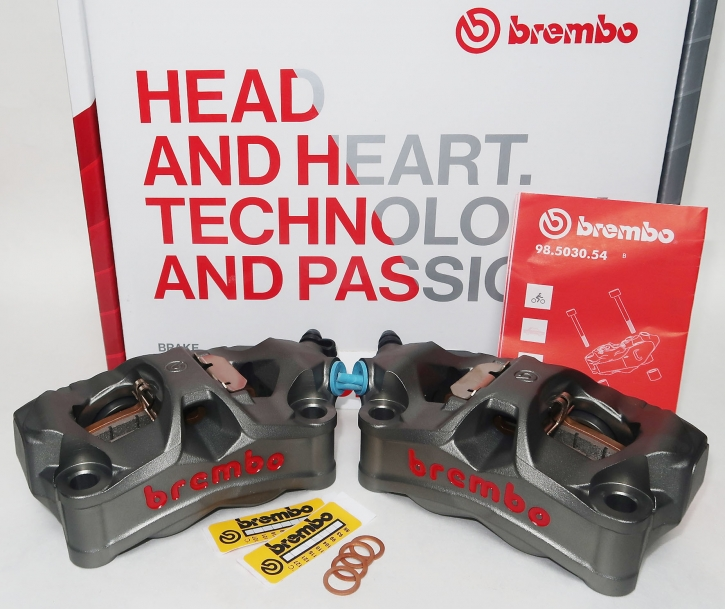 Brembo Stylema Radial Monoblock Kit 100 mm