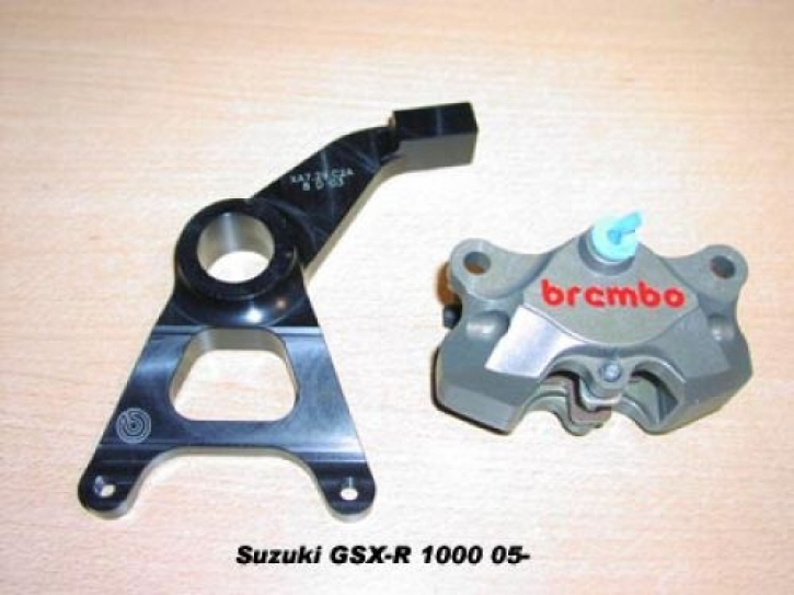 Brembo P2/34 cnc Caliper rear Supersport incl. bracket