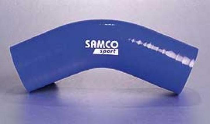 Silikon Schlauch Bogen 45° 25 mm