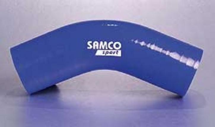 Silikon Schlauch Bogen 45° 19 mm