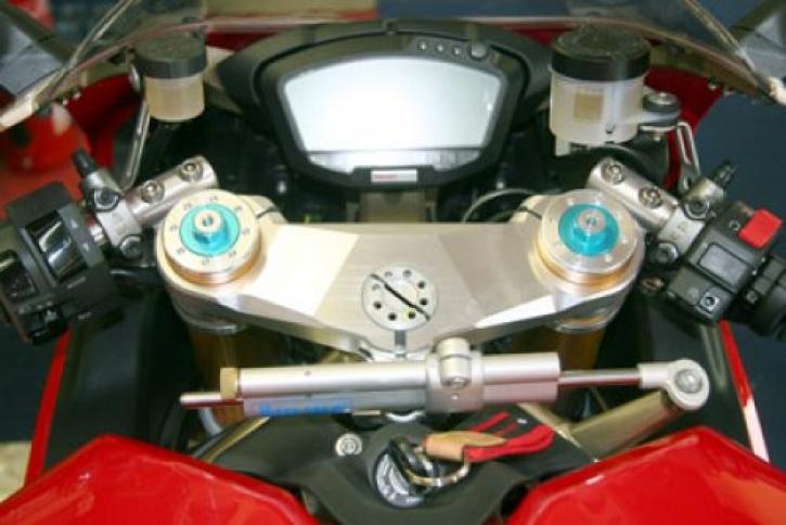 riser handlebar Ducati 848 / 1098