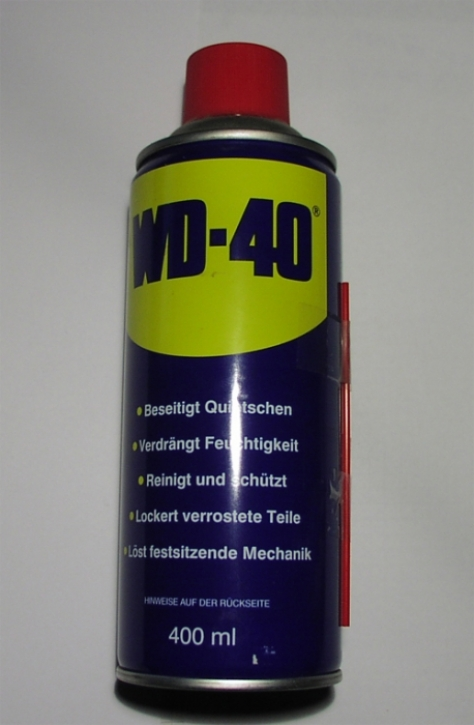 WD-40® Multi-Funktionsspray