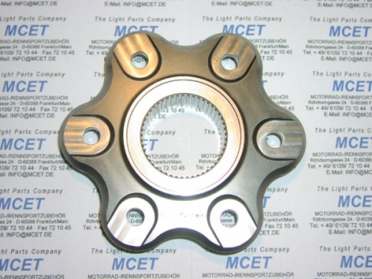 NCR sprocket carrier for Ducati 6 holes nipploy