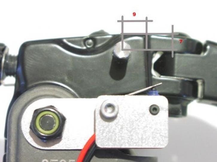Kupplungsschalter RCS