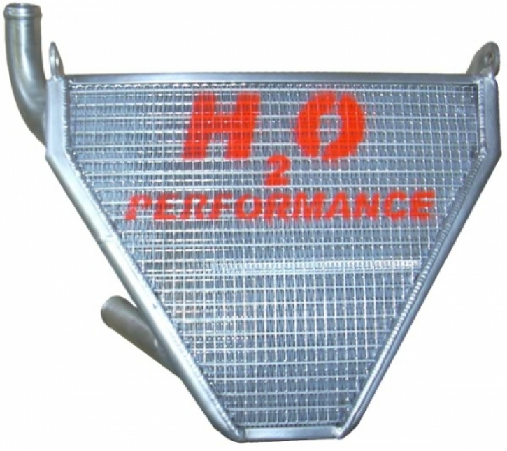 radiator extension YZF R 6 06-07