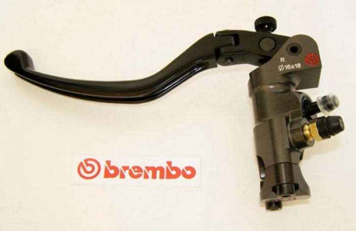 Brembo Radial Kupplungspumpe CNC PR16x18 Racing