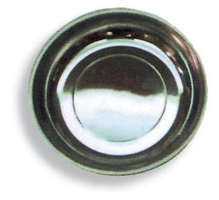 Metallteileschale rund