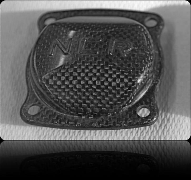 NCR Carbon Ventildeckel