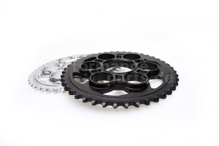 Alu rear sprocket 525 pitch for 1098 - 1198, MTS 1200 - Diavel