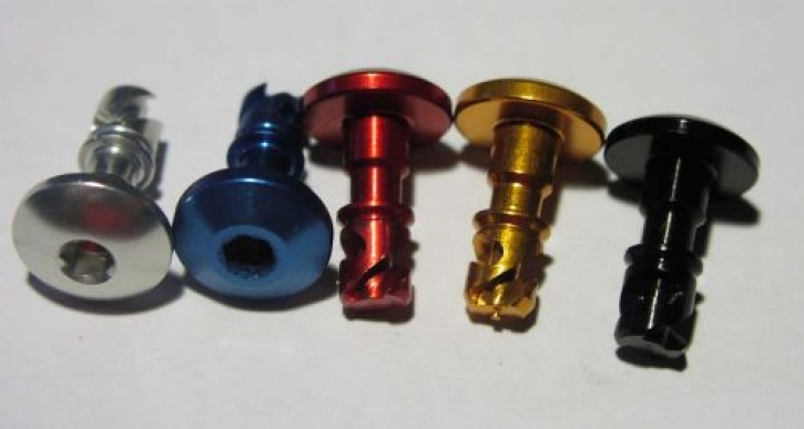 quick release fastener kit YZF R 1 98-01