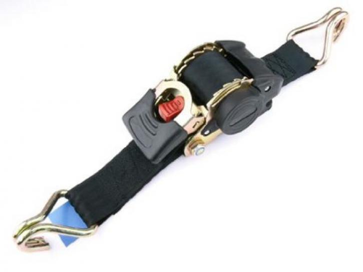 tie-down strap automatic