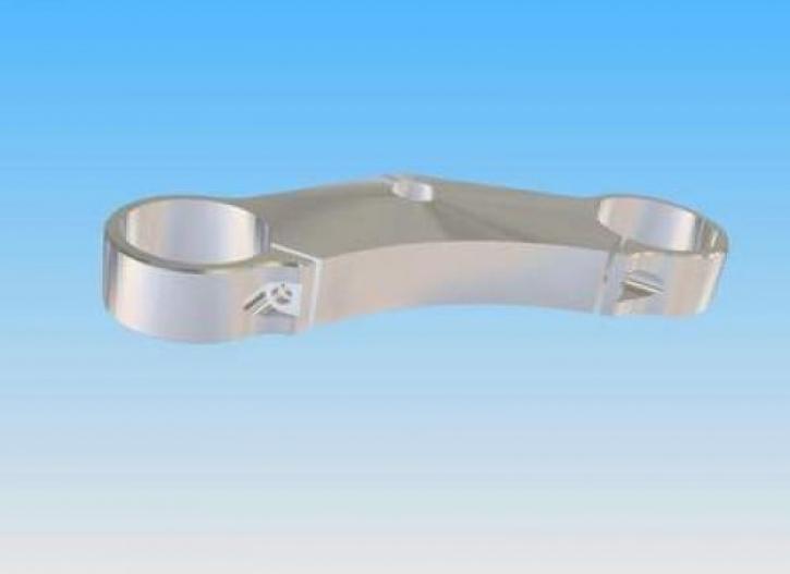 Gabelbrücke oben 30 mm für Hochlenker universal