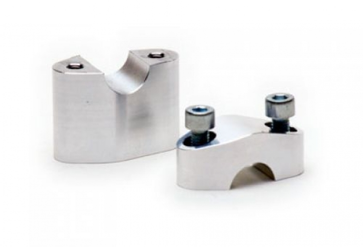 25 mm handlebar clamp oval