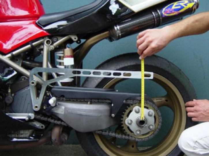 Ducati® measuring tool 748 - 998