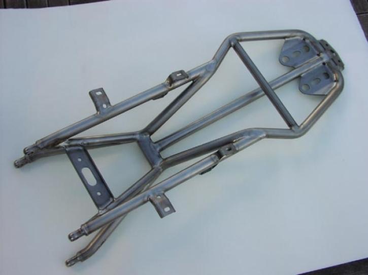 NCR sub-rear frame titanium