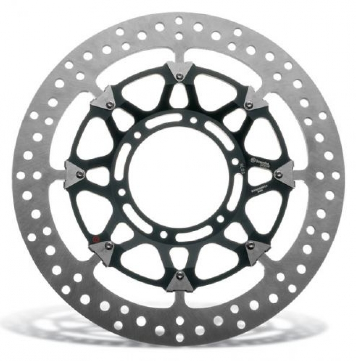Brembo Racing Bremsscheibe T-Drive 320 mm Ducati 2