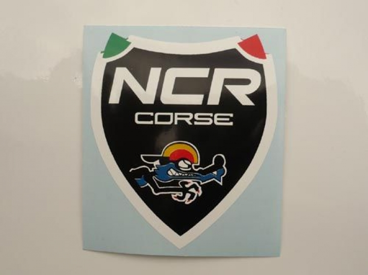 NCR Corse Sticker medium