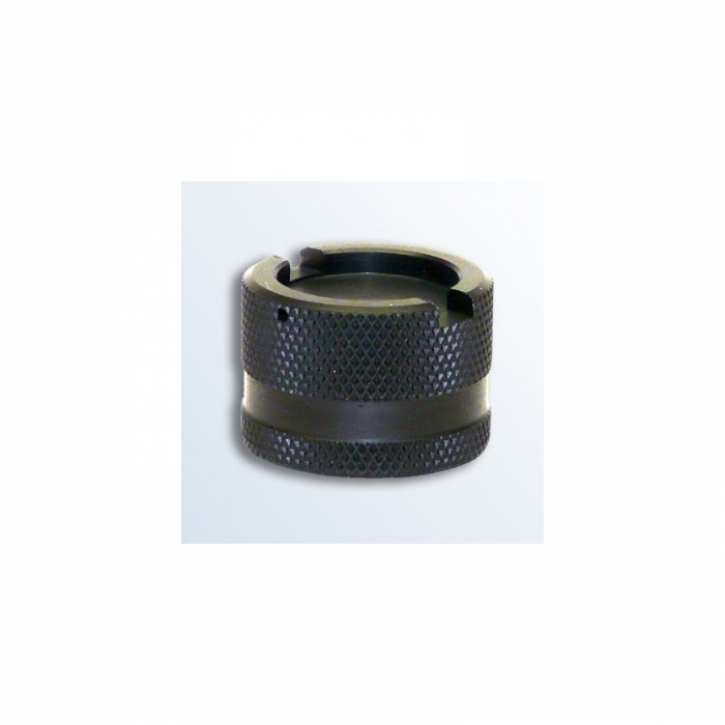 alu cap for oil drain valve racing
