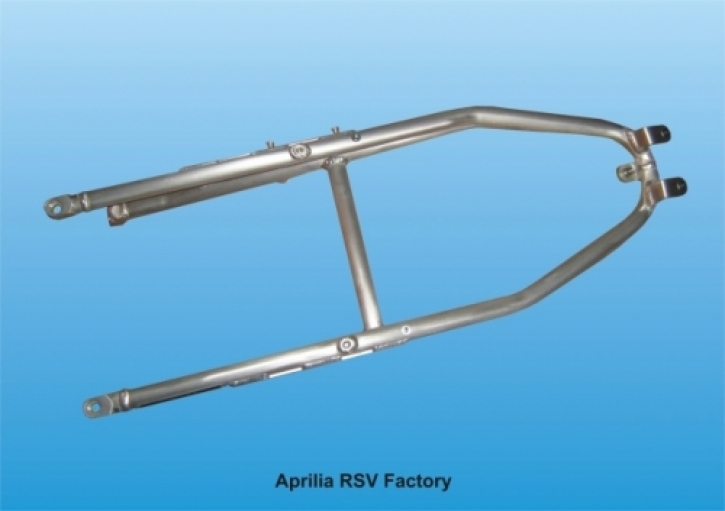 rear frame RSV 4