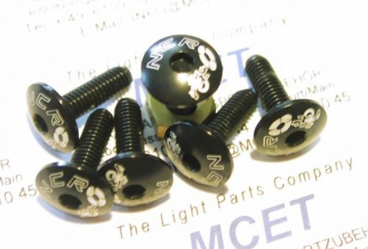 TCCCE - NCR M 6 x 10 aluminum