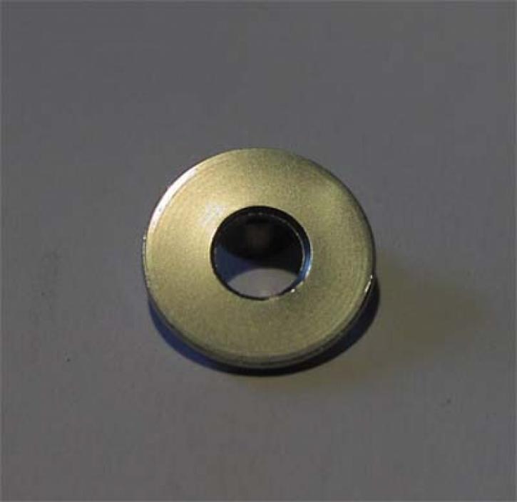 washer M 6L aluminum