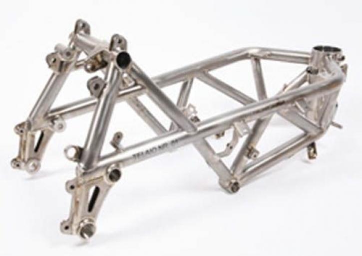 NCR 1098R titanium frame