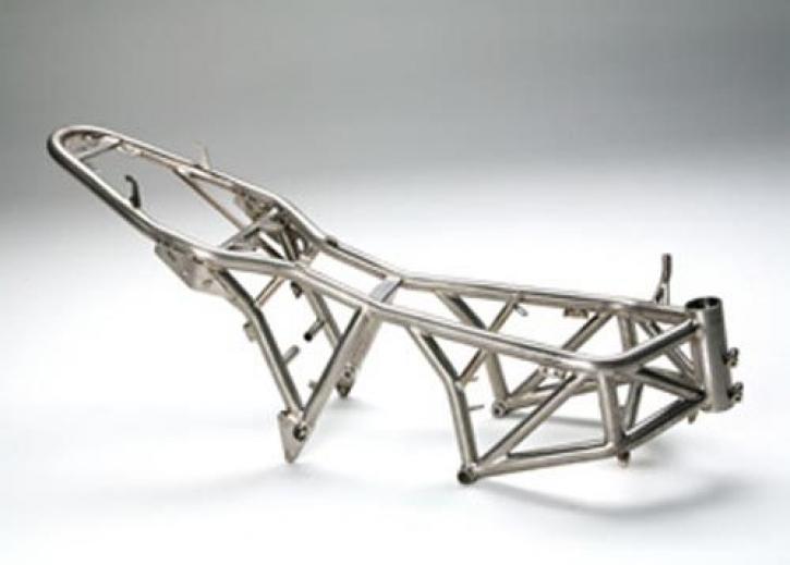 NCR Hypermotard Titan Rahmen