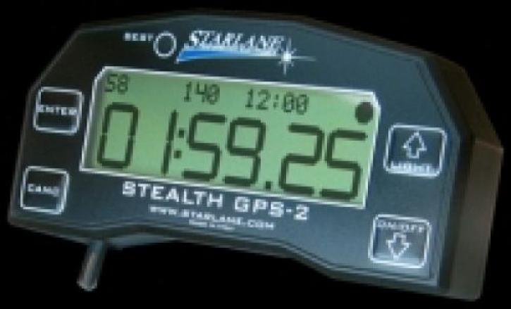 GPS Laptimer, Stealth GPS-3