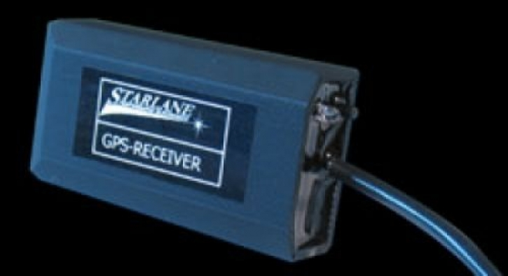 GPS antenna for Ducati Laptimer