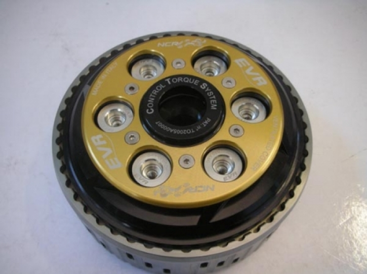 NCR slipper clutch wet