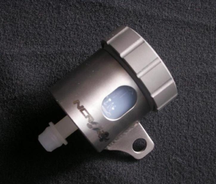 NCR Bremsfluidbehälter hinten Titan