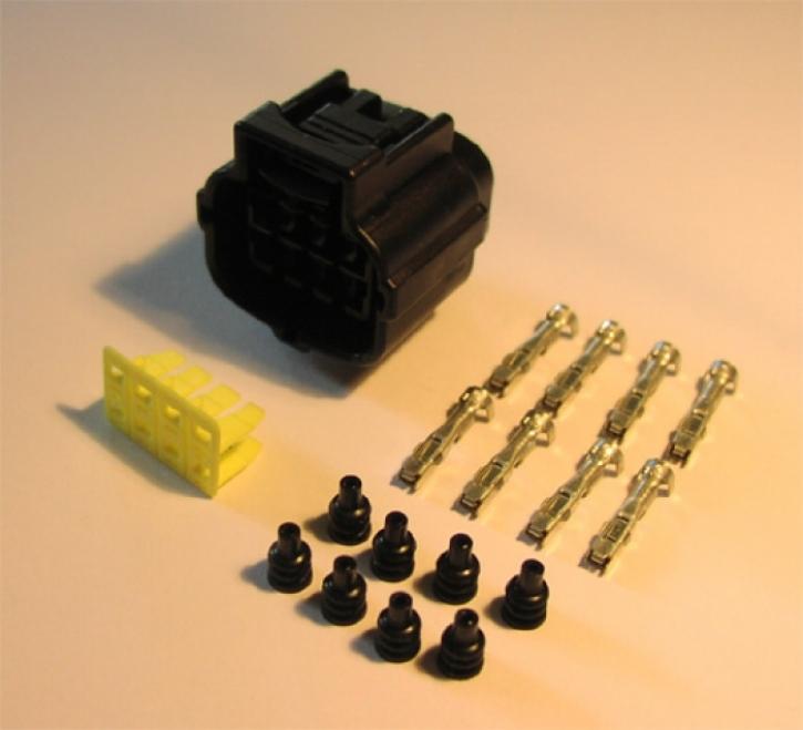 connetor 8 way handlebar switch D´848-1198