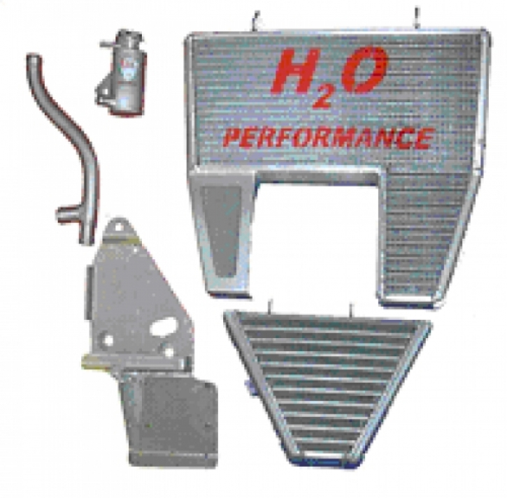 radiator water / oil 848 - 1198 Race