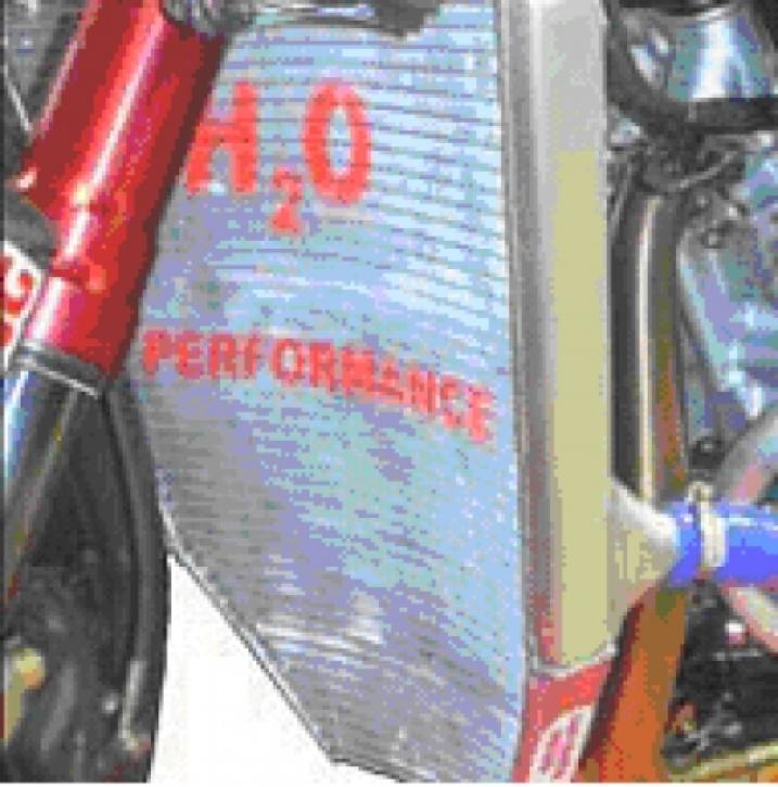 radiator CBR 1000 RR 04-05 Race