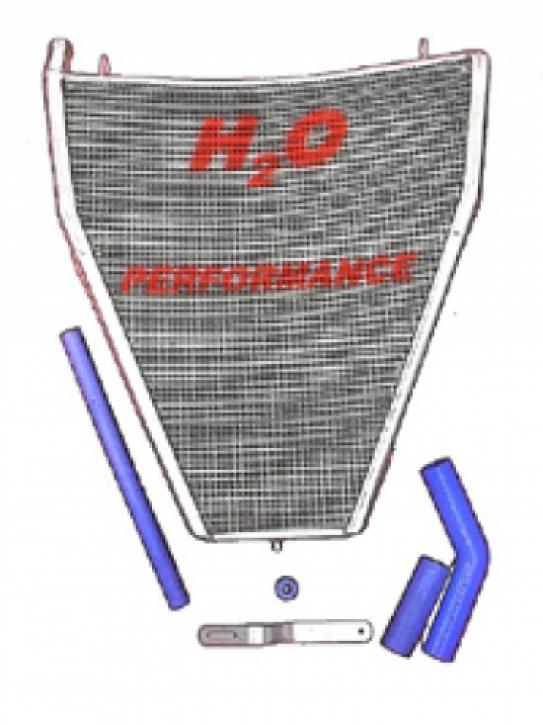 radiator CBR 1000 RR 06-07 Race